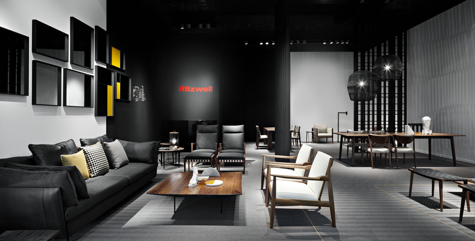 ritzwell salone del mobile milano 2015 silvia fanticelli. Black Bedroom Furniture Sets. Home Design Ideas