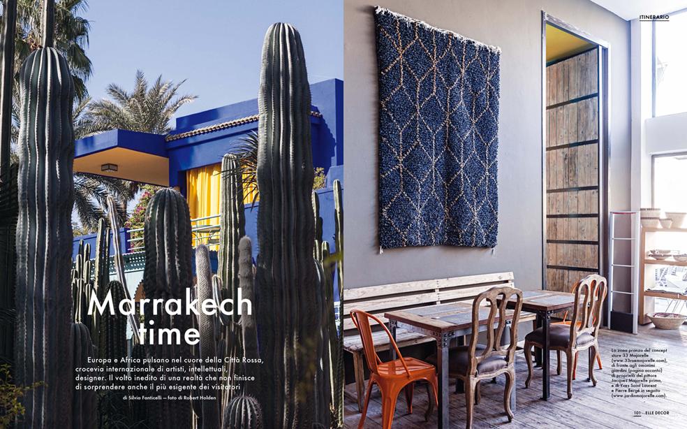 02_Elle Decor_Silvia Fanticelli_Marrakech time