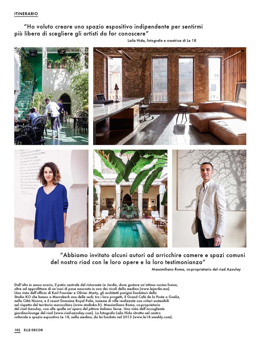 03_Elle Decor_Silvia Fanticelli_Marrakech time