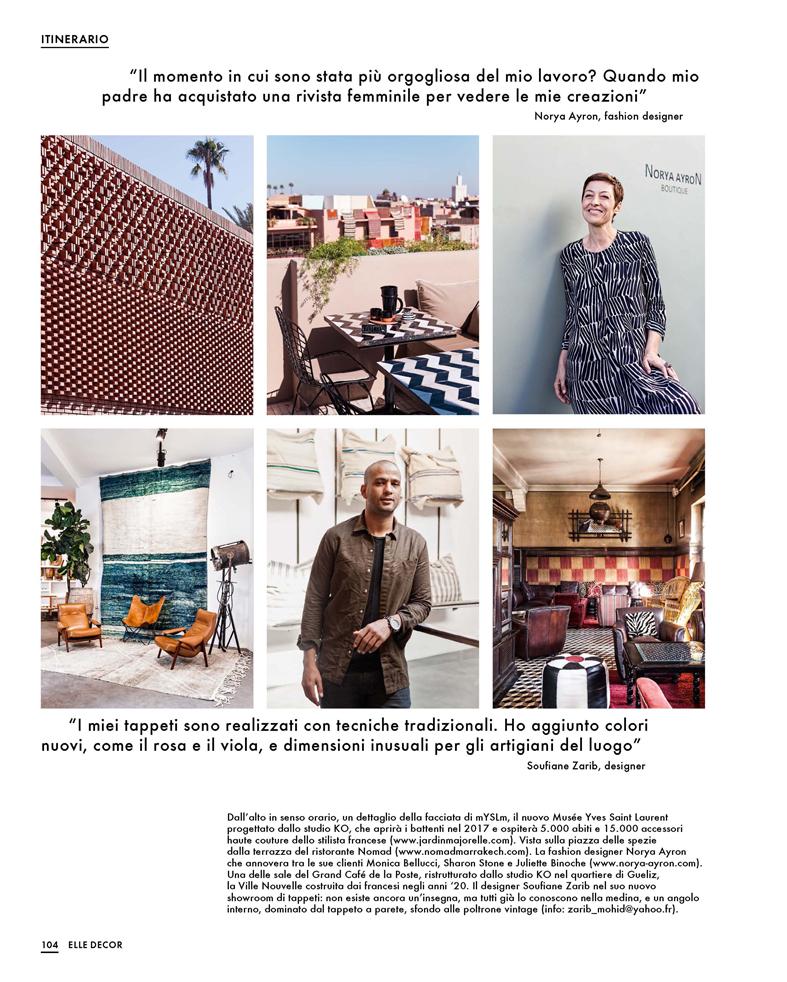05_Elle Decor_Silvia Fanticelli_Marrakech time